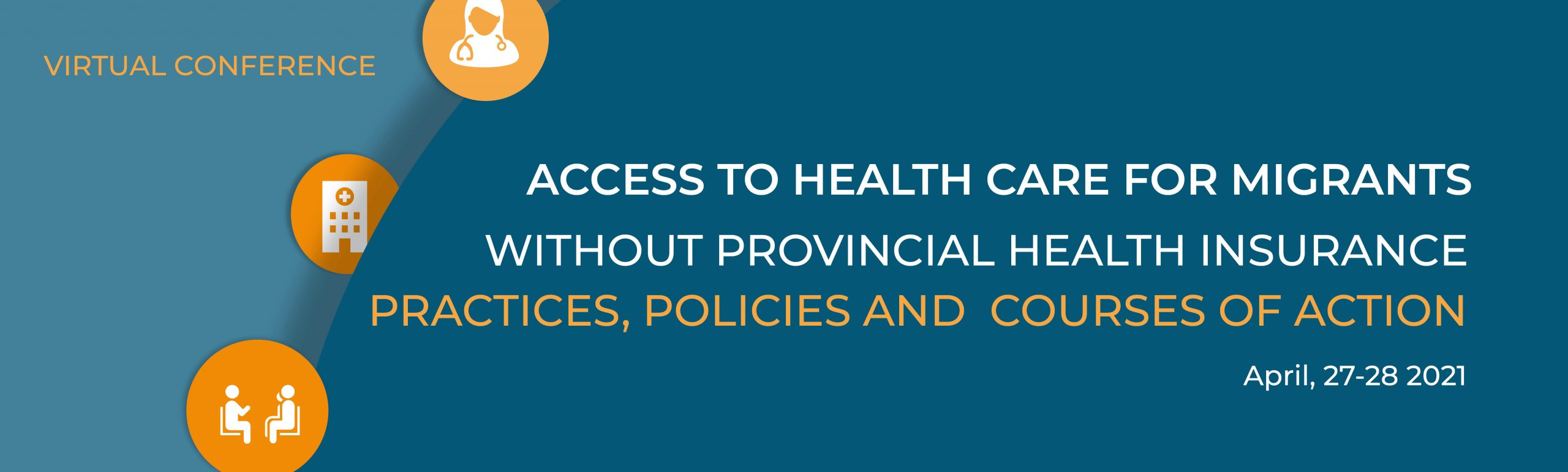 Access to health care for migrants withoutprovincial health insurance. Practices, policies and courses of action