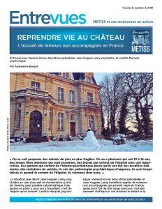 couverture de ce numéro  - image du château du Haut-Tertre